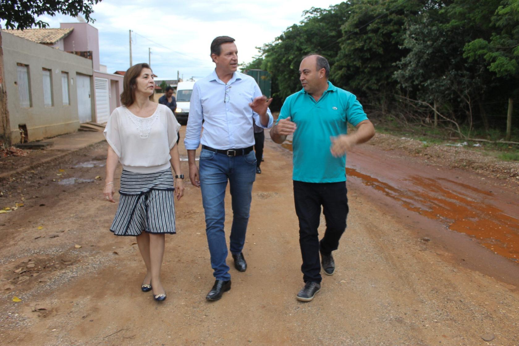 Prefeito de Itararé (SP) recebe deputada estadual Marta Costa
