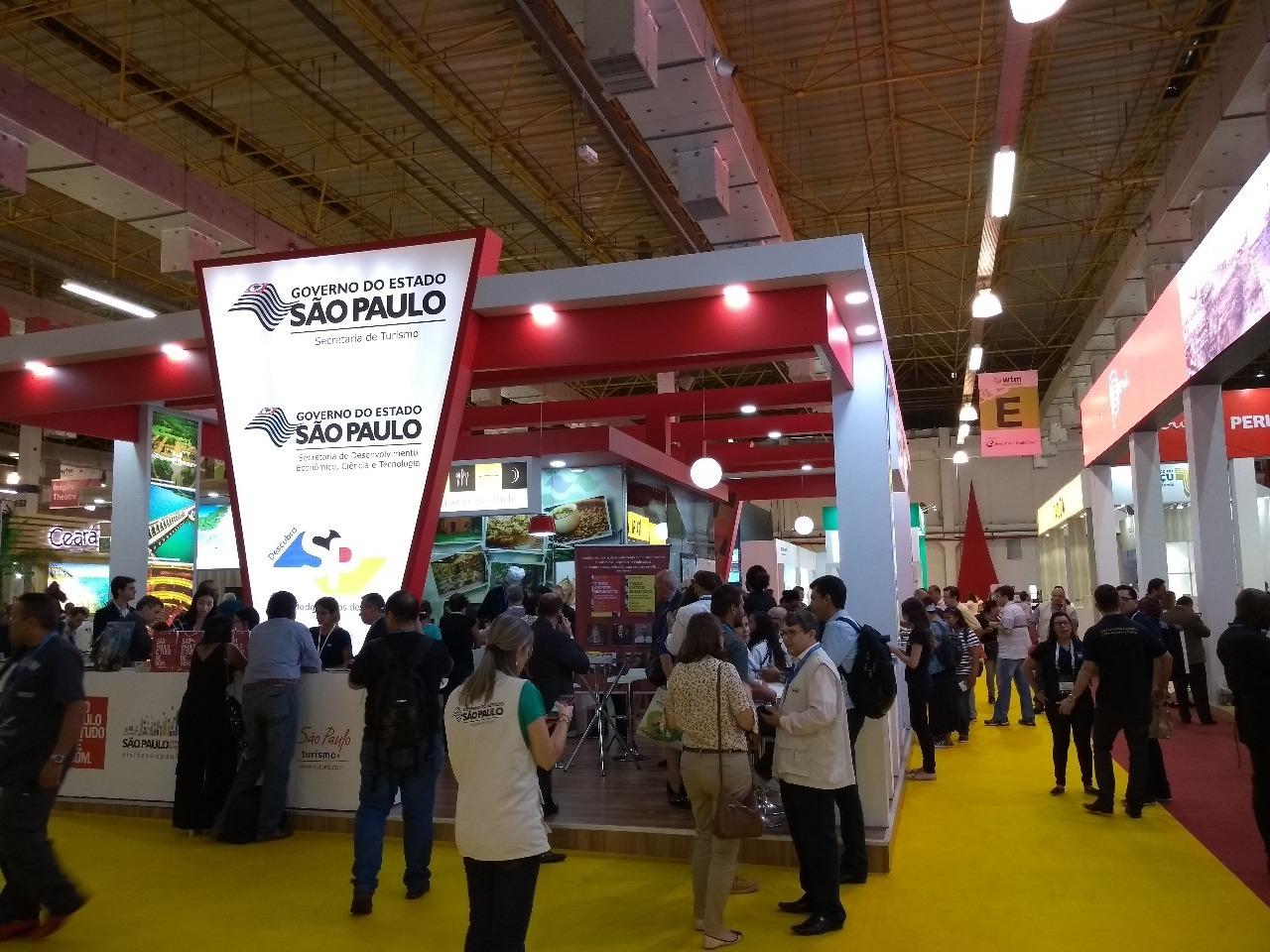 Turismo de Itararé (SP) participa da sexta edição da World Travel Market