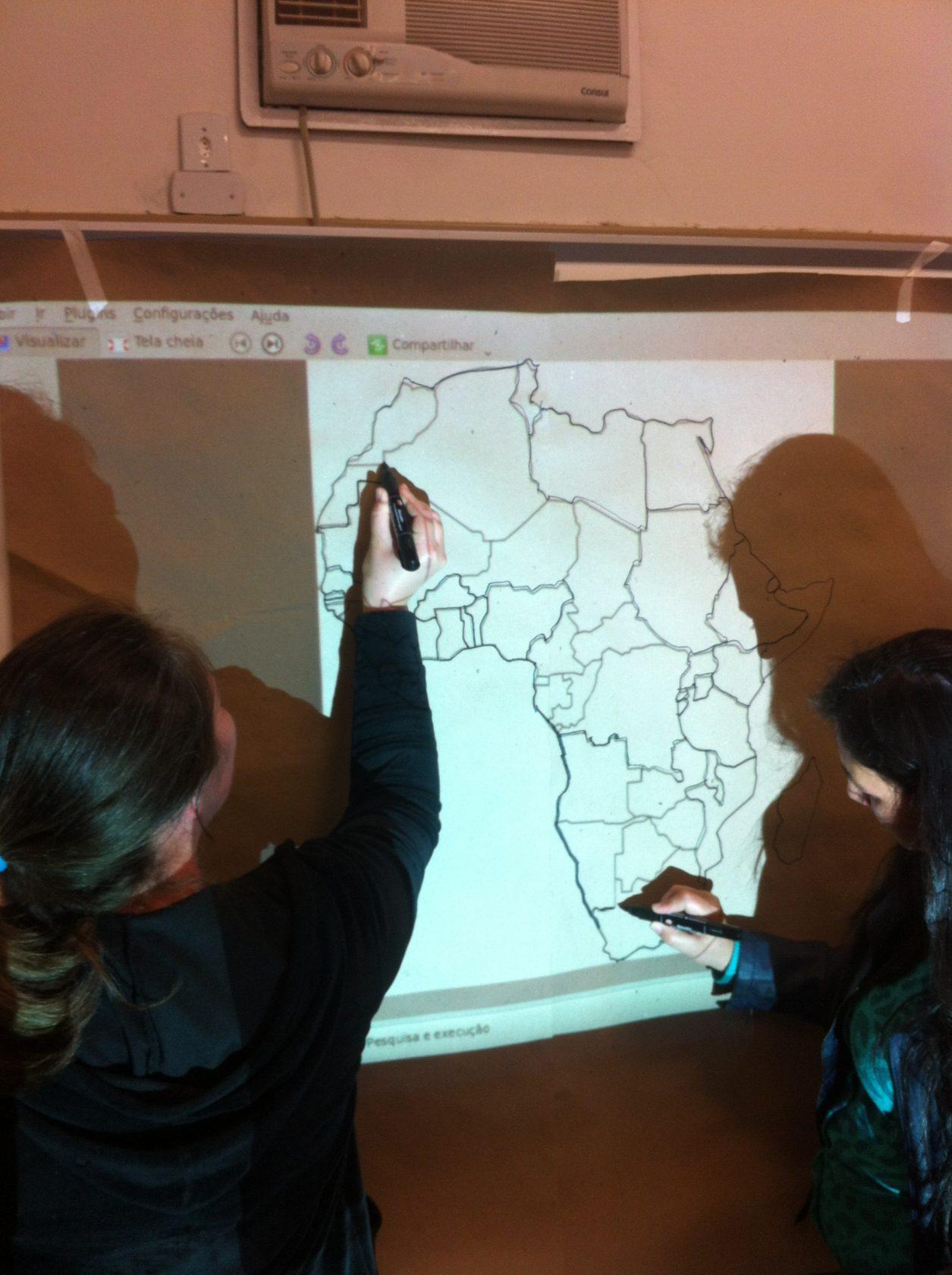 Educadores de História e Geografia de Itararé (SP) recebem orientação técnica