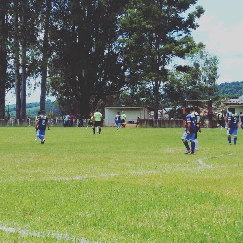 Jardim São Paulo goleia Bar do Quinzo pelo Campeonato Municipal de Futebol em Itararé (SP)