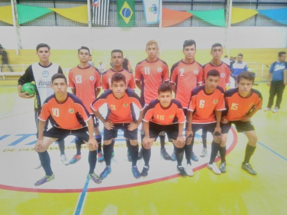 Futsal masculino de Itararé vai a final dos Jogos da Juventude