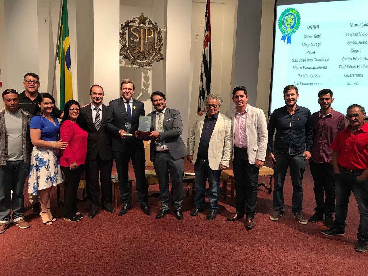 De 36 cidades, Itararé (SP) é eleita a melhor na área ambiental