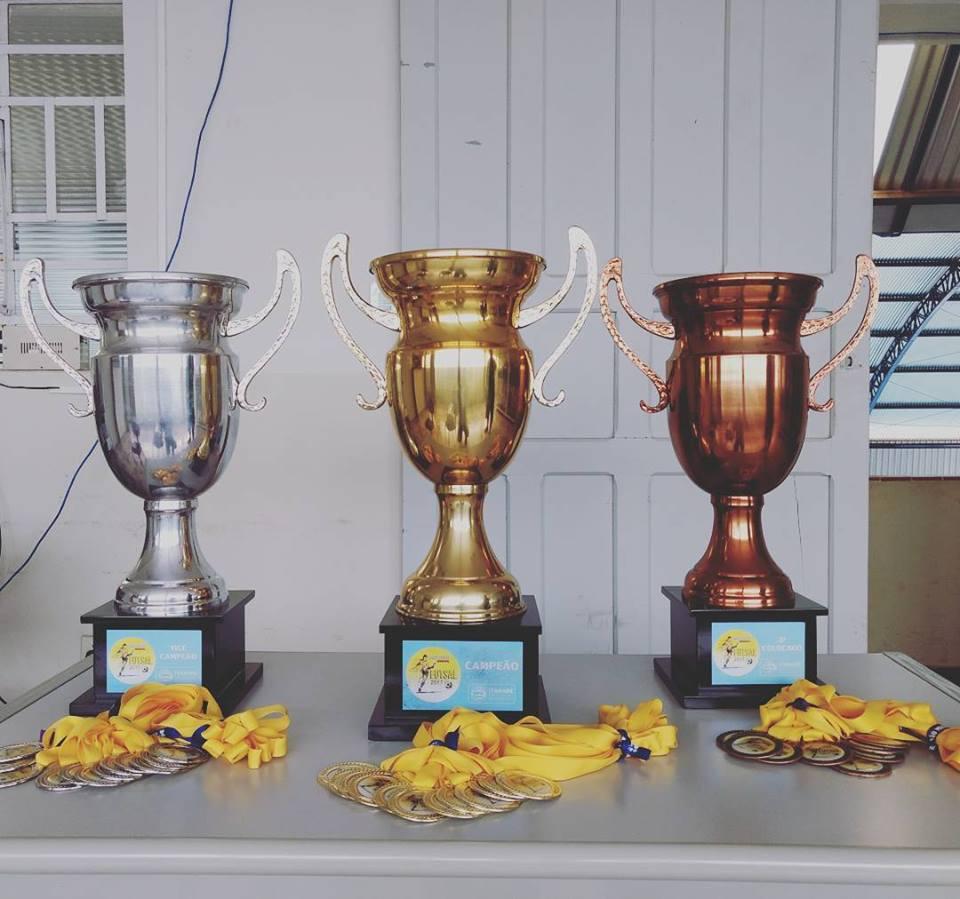 Final do Campeonato Municipal de Futsal de Itararé (SP) acontece nesta quinta-feira (21)