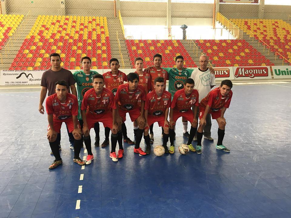 Futsal de Itararé (SP) aplica goleada pelo Jogos Abertos da Juventude