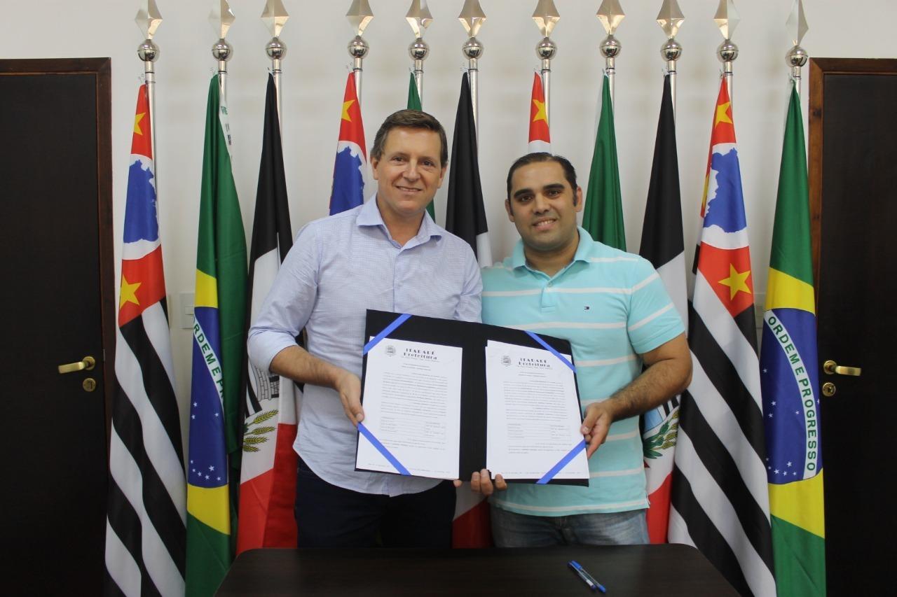 Prefeito de Itararé (SP) garante aulas de jiu-jitsu mais baratas aos servidores públicos no Centro de Treinamento Doberman's