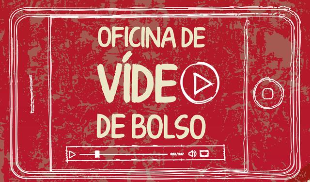 Oficina de vídeo de bolso com celular será oferecida em Itararé