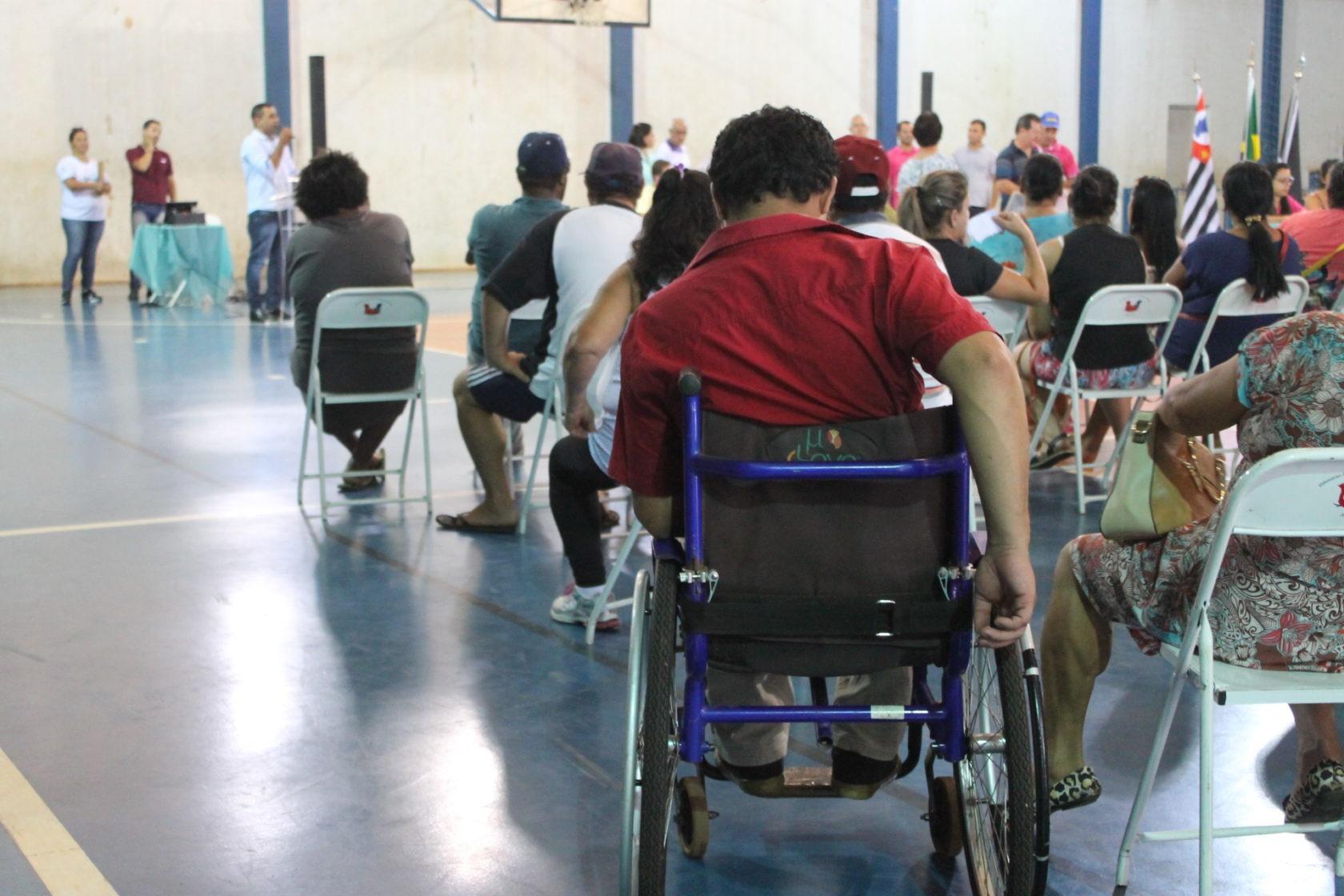 CDHU sorteia casas populares para pessoas com deficiência em Itararé (SP)