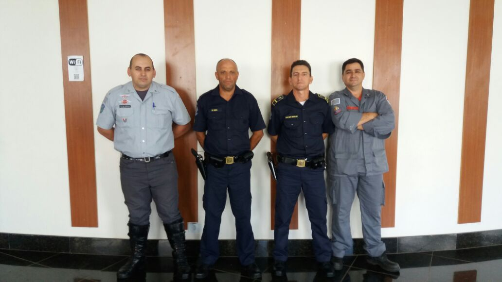 GCM de Itararé (SP) aprimora atuação como primeiros respondedores