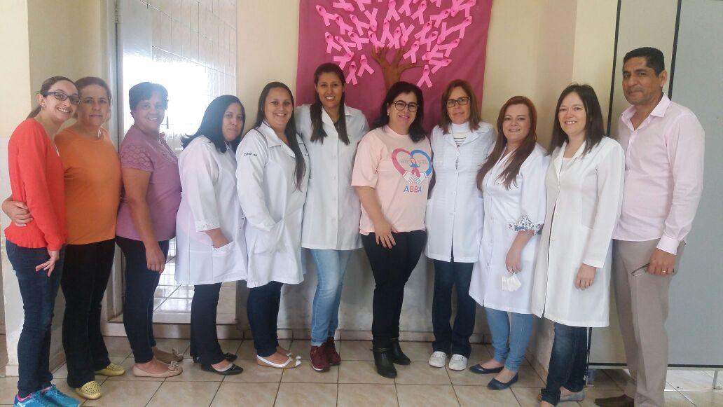 Saúde de Itararé (SP) inicia atividades do 'Outubro Rosa'