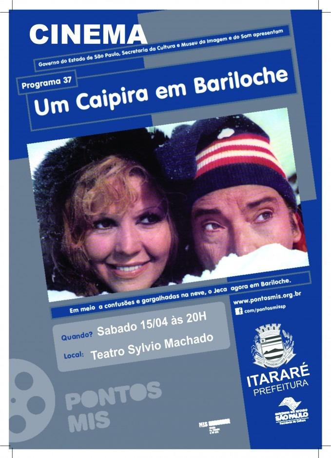 Sábado (15) tem nova sessão de filme de Mazzaropi em Itararé