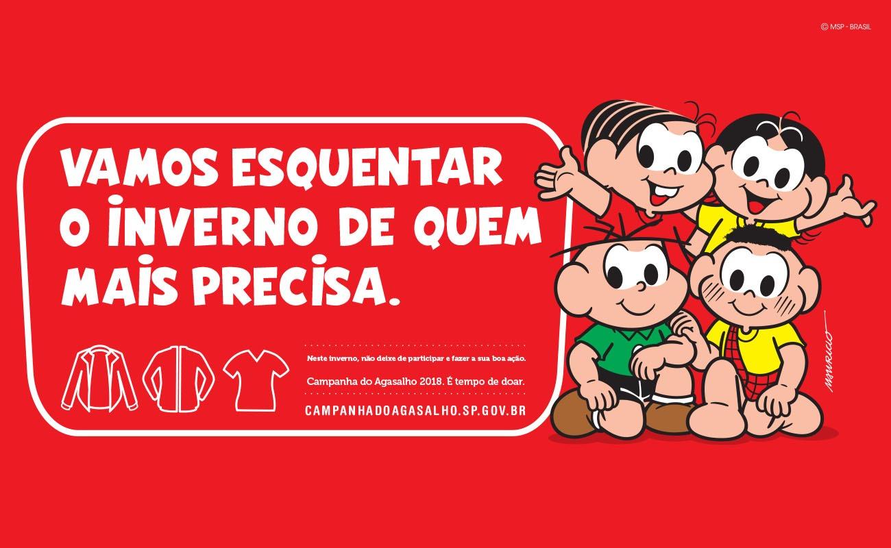 Prefeitura de Itararé (SP) convida população a participar da Campanha do Agasalho 2018