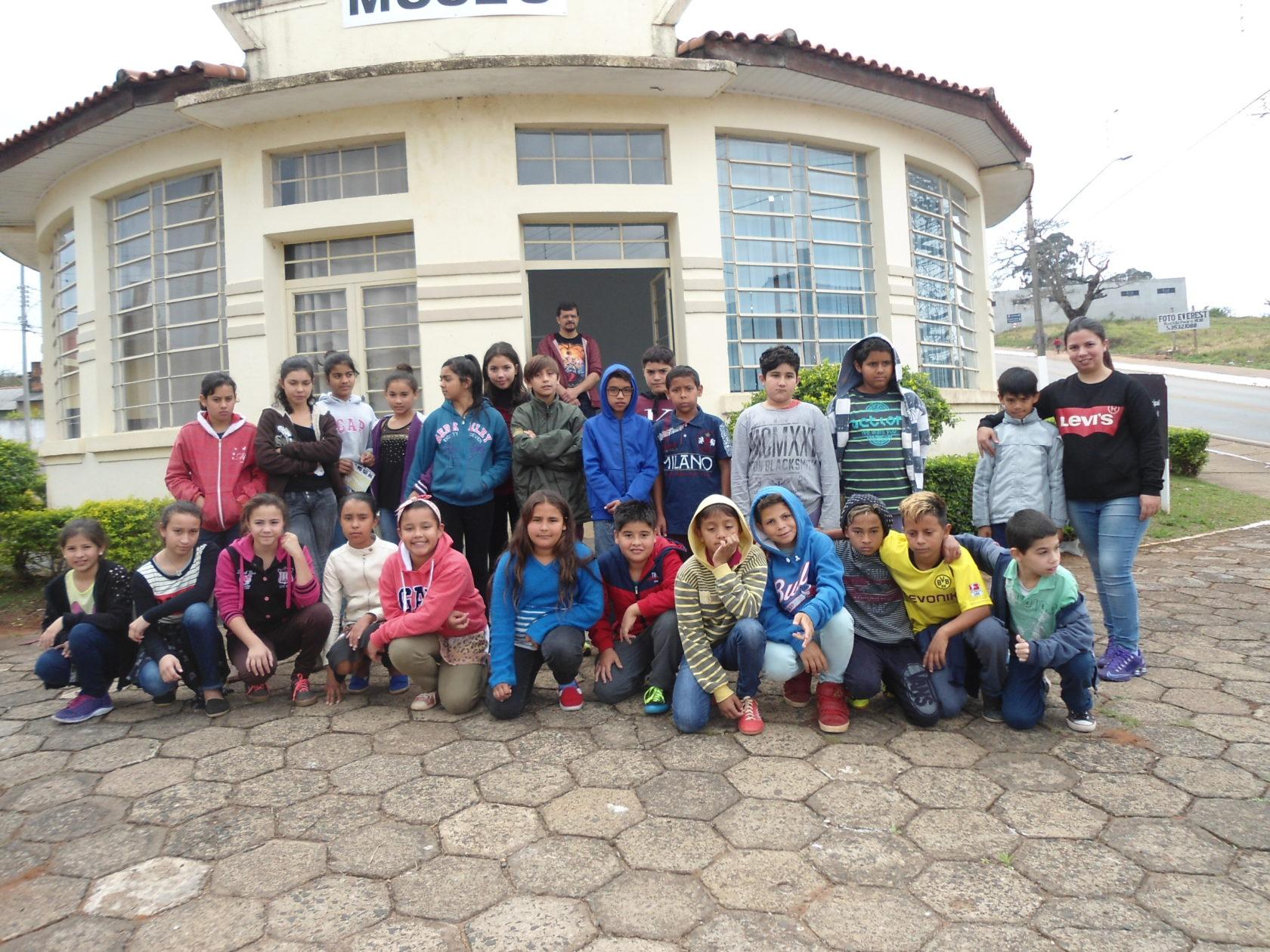 Museu Municipal de Itararé (SP) recebe mais de 300 estudantes durante o mês de agosto