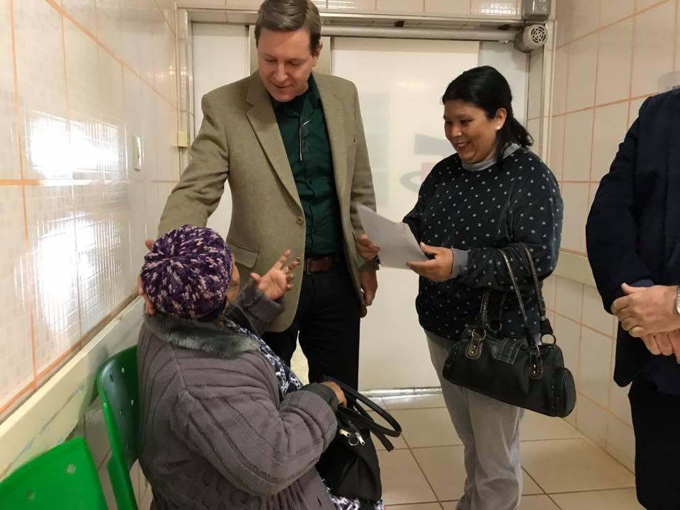 Prefeito de Itararé faz visita técnica na Santa Casa