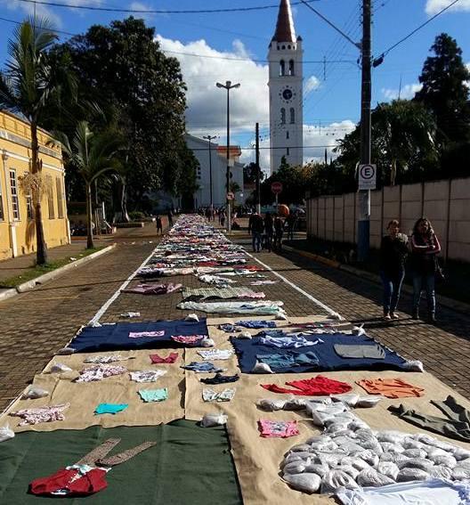 Ruas de Itararé (SP) serão bloqueadas para a procissão de Corpus Christi
