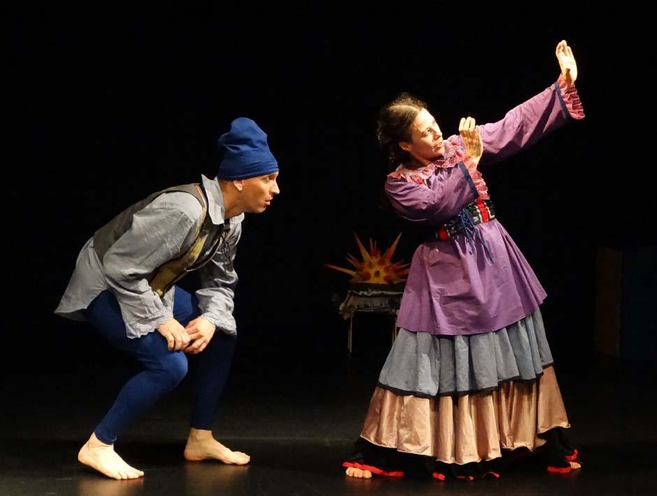 Teatro Municipal recebe a Confraria da Dança para espetáculo infantil 'Sem Fim'