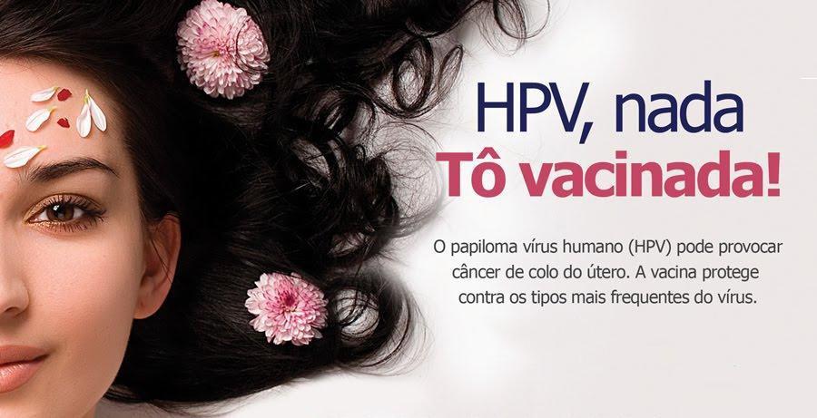 Começou a 2ª etapa da vacinação contra HPV para adolescentes entre 11 e 13 anos