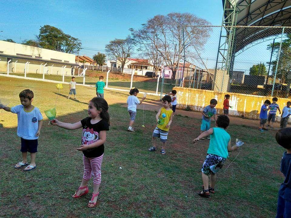 Educação de Itararé (SP) investe na recreação escolar