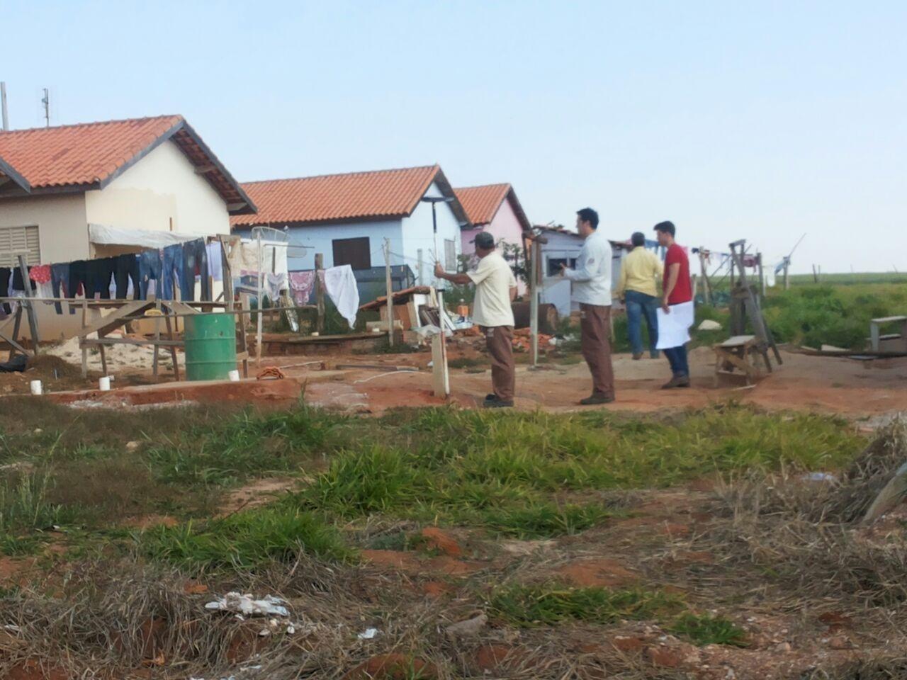 Parceria com Itesp regulariza áreas no Bairro Pedra Branca em Itararé (SP)