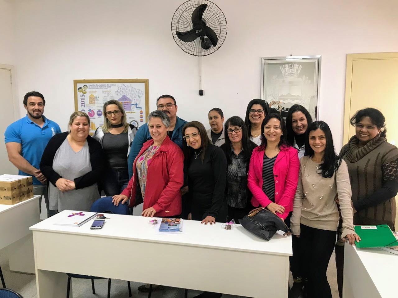 Educação de Itararé (SP) realiza capacitação com assistentes administrativos escolares