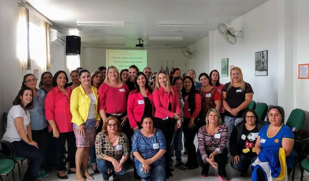 Educação de Itararé (SP) encerra curso voltado a Educação Infantil