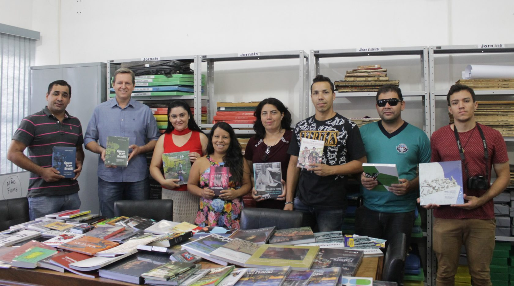 Biblioteca Municipal de Itararé (SP) recebe 82 novos livros