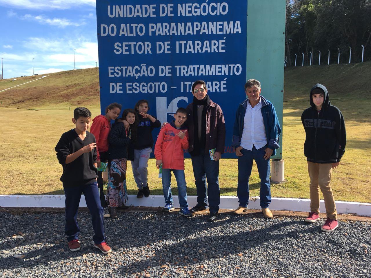 Através de incentivo do prefeito, Meio Ambiente é tema constante na Rede Municipal de Ensino em Itararé (SP)