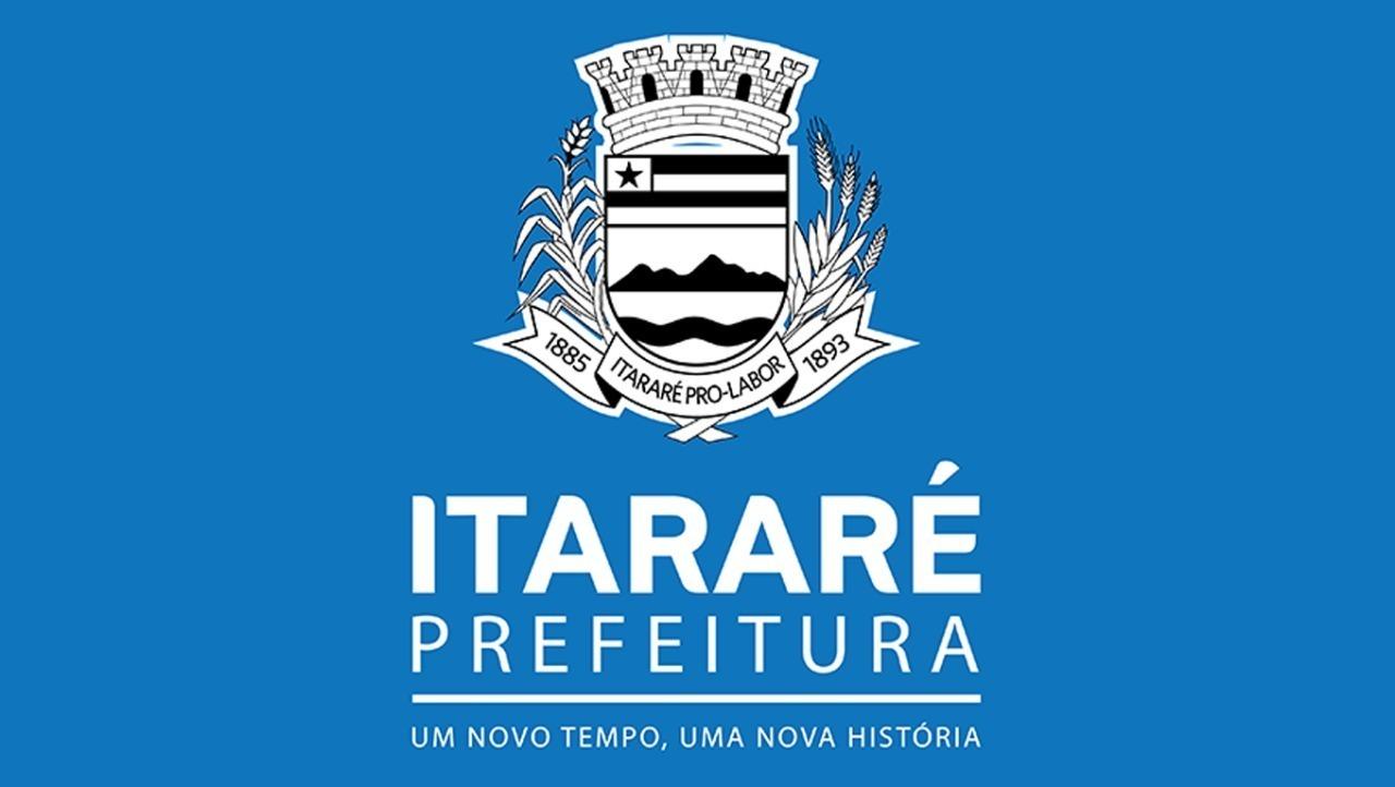 Servidores da Prefeitura de Itararé (SP) precisam atualizar cadastro