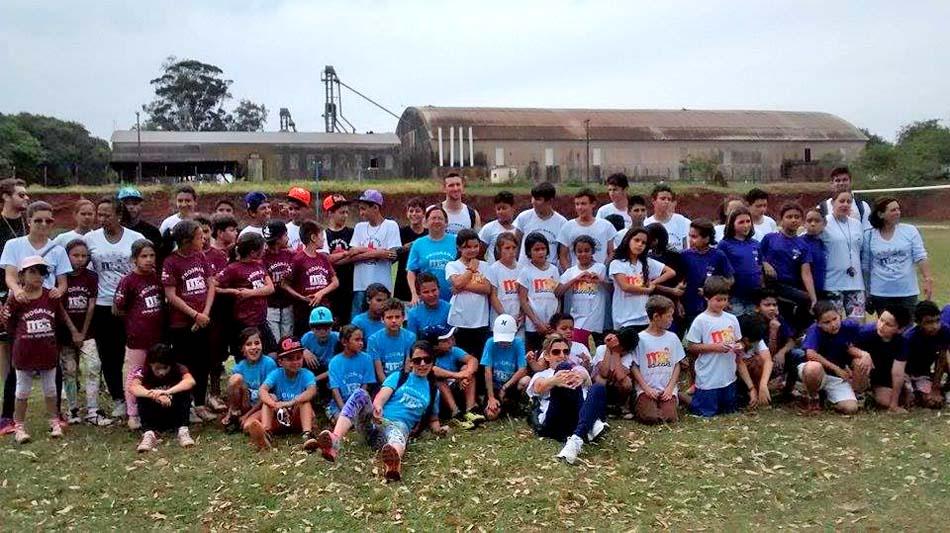 Programa Mais Educação realizou o 1º Campeonato de Atletismo da Rede Municipal