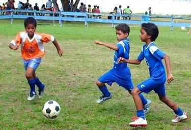 Abertas inscrições para o Campeonato Municipal de Futebol categorias menores