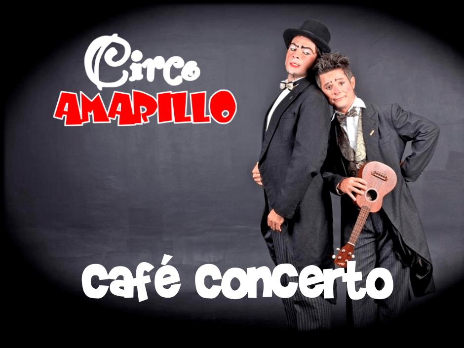 Teatro Municipal de Itararé recebe o Circo Amarillo no próximo dia 24