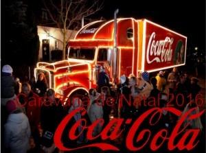 Caravana de Natal Coca-Cola passará por Itararé dia 10 de dezembro