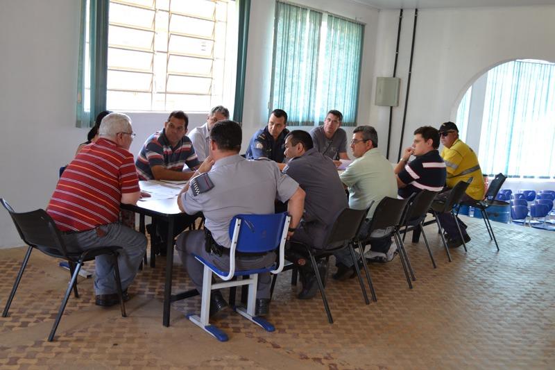 COMUTRAN realiza reunião para traçar planos e metas para a trafegabilidade urbana