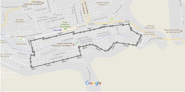 4° corrida pedestre de Itararé (SP) tem data alterada