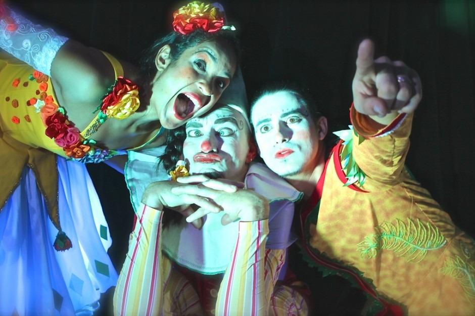 Teatro a Bordo pela primeira vez em Itararé!