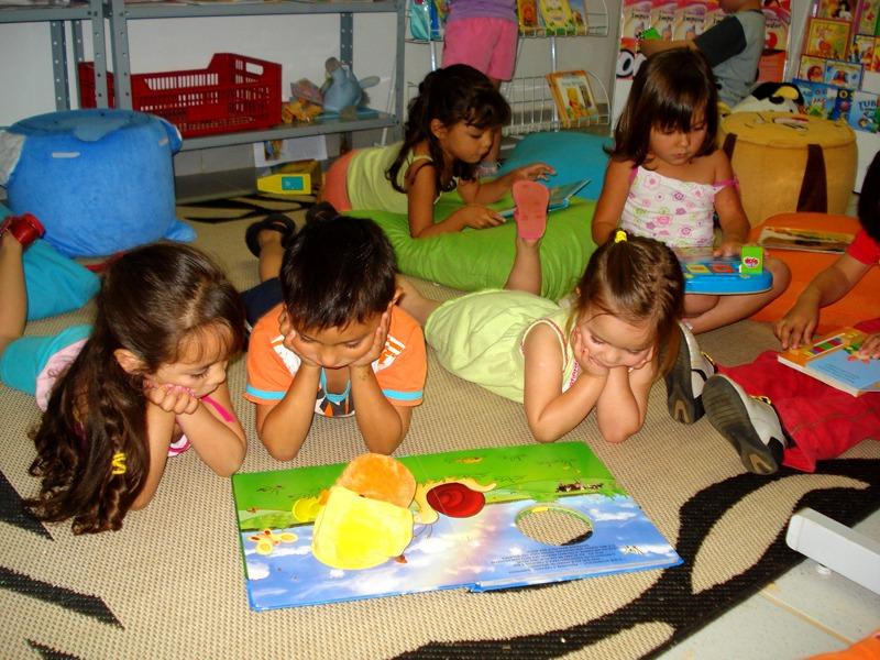 Conheça os trabalhos de incentivo à leitura desenvolvidos pela Educação Infantil de Itararé