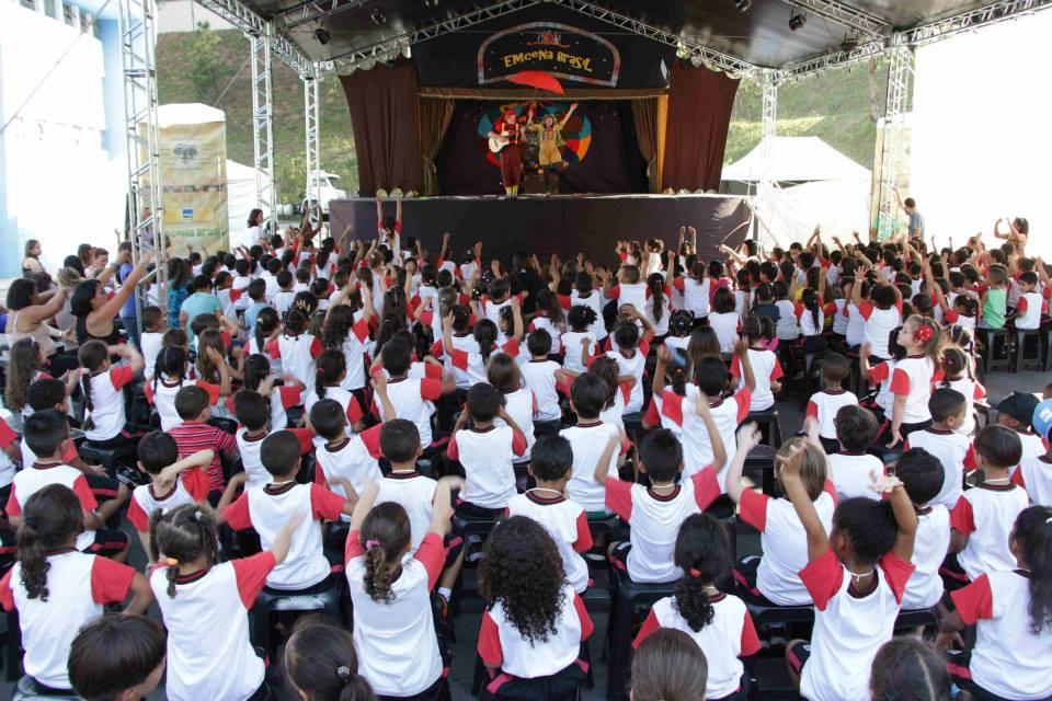 Pela primeira vez em Itararé, 'Emcena Brasil' promete fim de semana de muita arte!