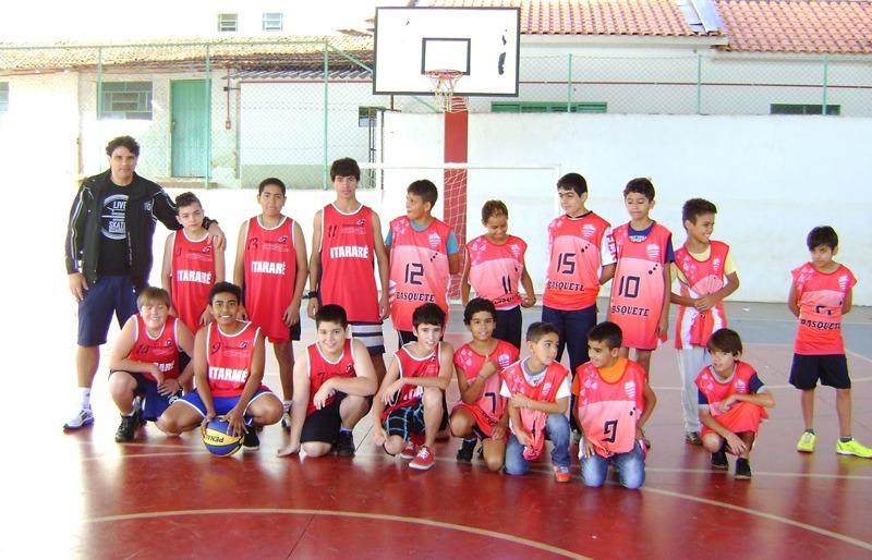 III Copinha interna – Escolinha de Basquete
