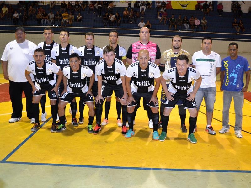 Futsal Masculino de Itararé estréia com goleada na Copa TV TEM
