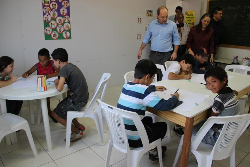Secretário estadual de Desenvolvimento visita Itararé