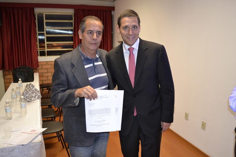 Deputado Fernando Capez visita Itararé e recebe pedido da Administração Municipal