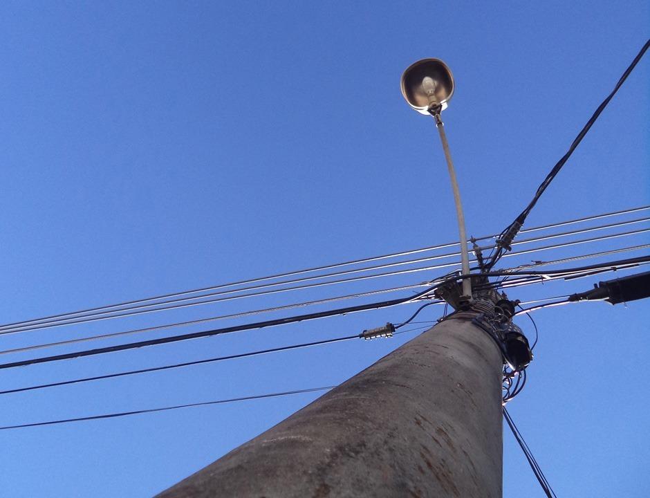 Prefeitura terceiriza iluminação pública