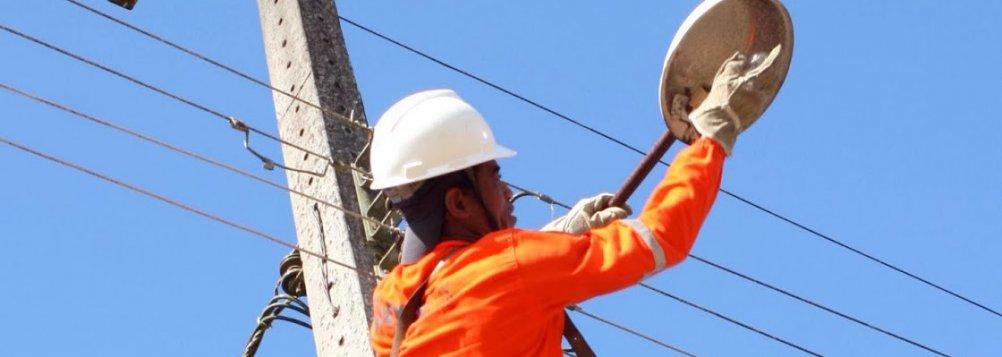 Nota de esclarecimento sobre a situação da rede de iluminação pública