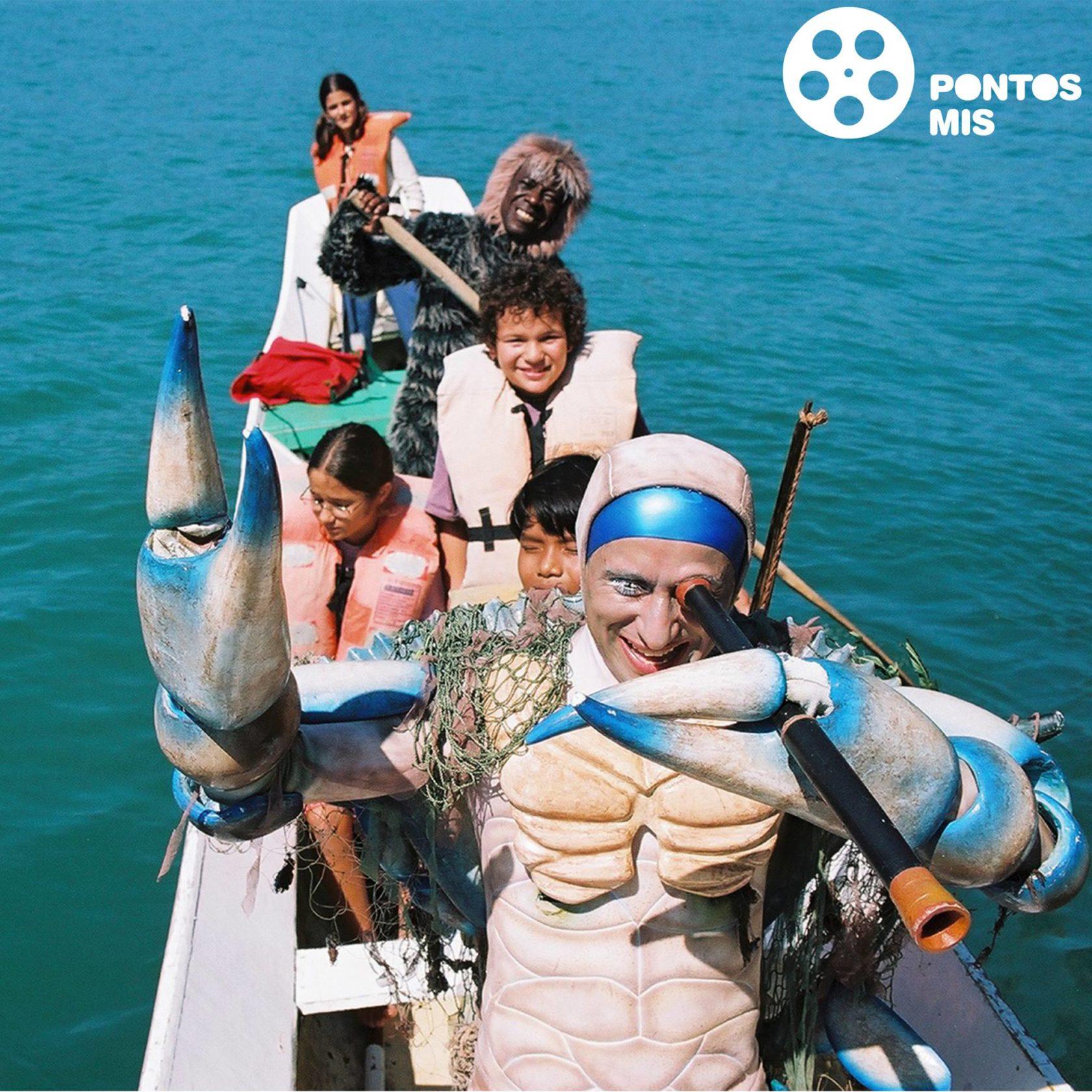 Sessões infantis de cinema acontecem na próxima semana em Itararé