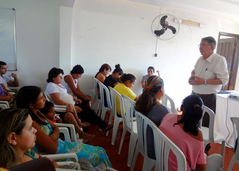 SHAMA realiza reunião com beneficiários do MCMV 2