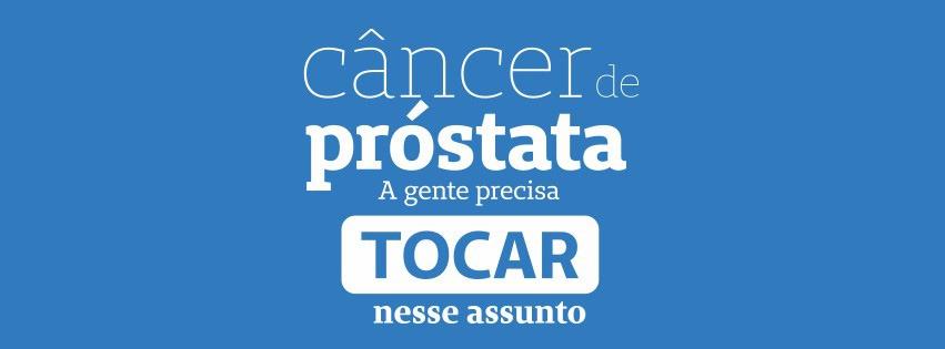 Novembro Azul incentiva a prevenção do câncer de próstata