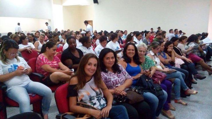 Agentes de Saúde participam de treinamento em Saúde Bucal