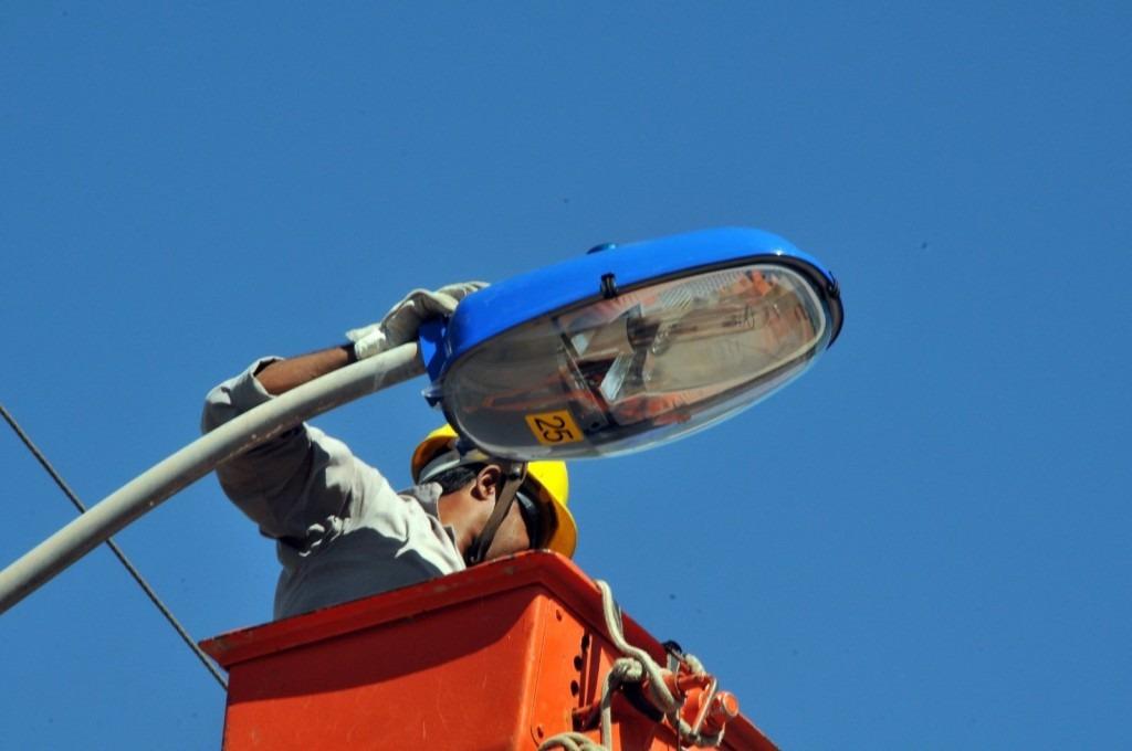Iluminação pública continua sob responsabilidade da Elektro
