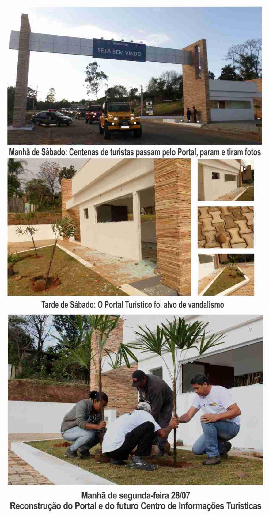 Portal Turístico de Itararé: um bem de todos