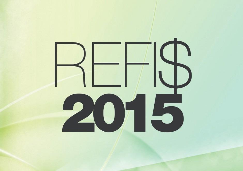 Oportunidade: Adesão ao Refis 2015 continua até o mês de novembro