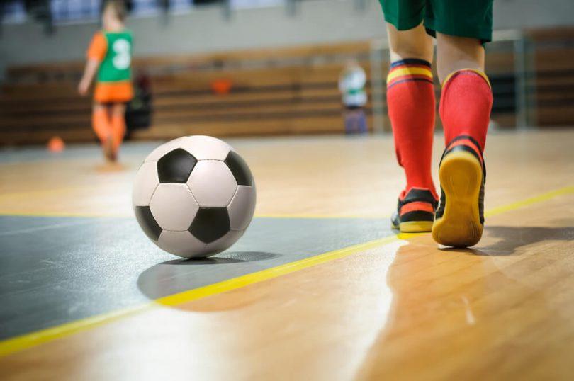 Futsal masculino tem rodada dos Jogos de Verão nesta terça-feira (27) em Itararé (SP)